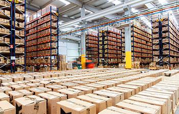 Logistics department Nuadi Brake Solutions and Components