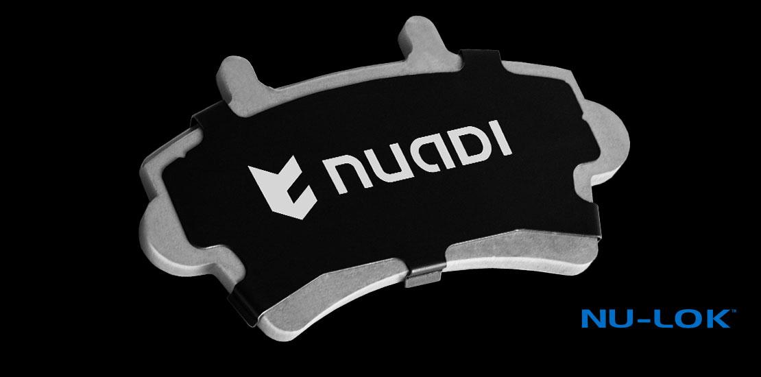 Nulok aftermaket nuadi components brake brakes vibration absorption solution