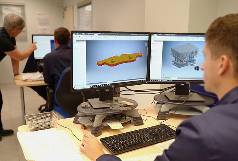 Original Equiptemnt Brake Industry Solutions Nuadi Tecnology